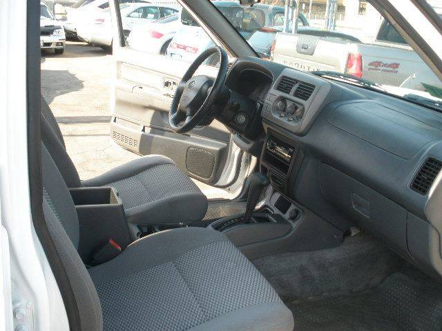 2001 Nissan Frontier for sale at Auto Wholesale Outlet in North Hollywood CA