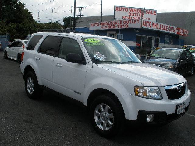 2008 Mazda Tribute for sale at Auto Wholesale Outlet in North Hollywood CA