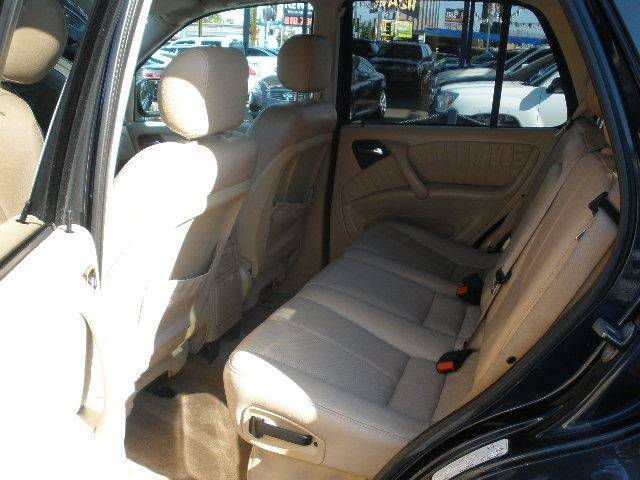 2000 Mercedes-Benz M-Class for sale at Auto Wholesale Outlet in North Hollywood CA
