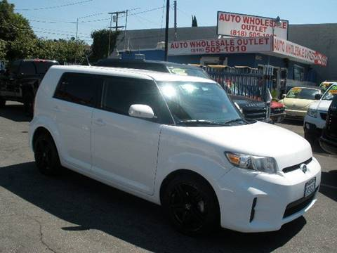 2012 Scion xB for sale at Auto Wholesale Outlet in North Hollywood CA