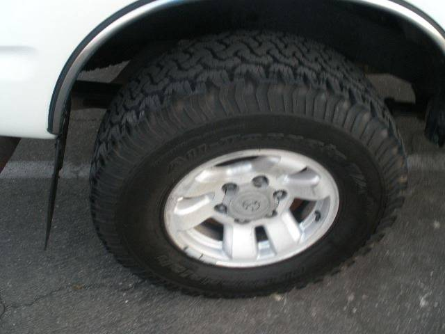 1995 Toyota Tacoma for sale at Auto Wholesale Outlet in North Hollywood CA