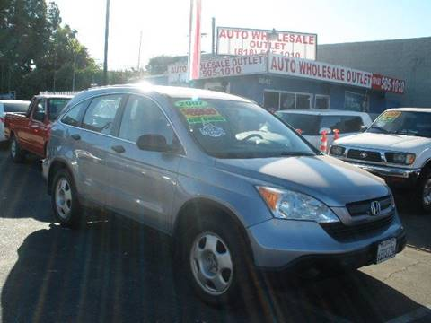 2007 Honda CR-V for sale in North Hollywood, CA