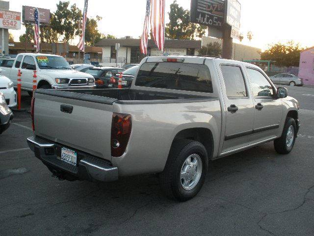 2008 Chevrolet Colorado for sale at Auto Wholesale Outlet in North Hollywood CA