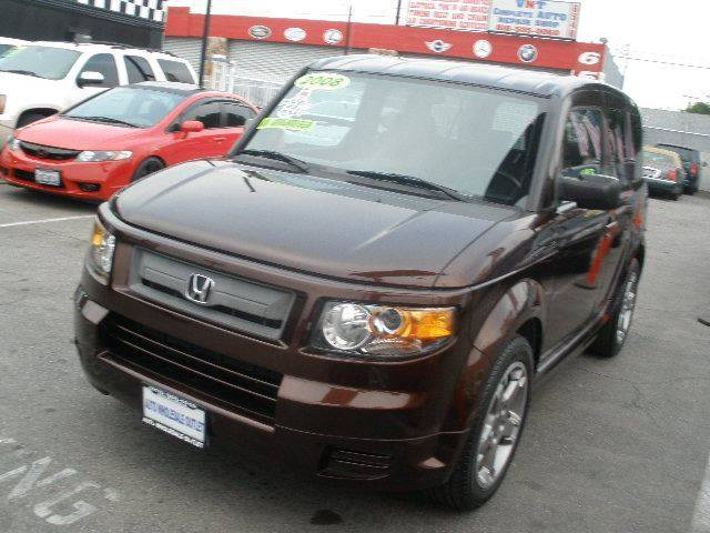 2008 Honda Element for sale at Auto Wholesale Outlet in North Hollywood CA