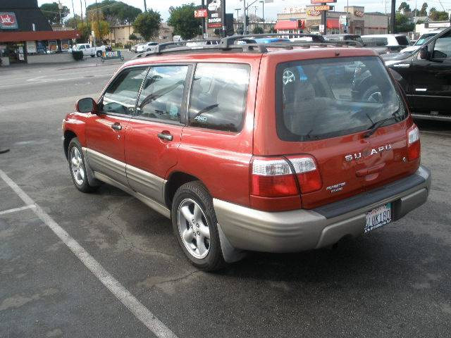 2001 Subaru Forester for sale at Auto Wholesale Outlet in North Hollywood CA