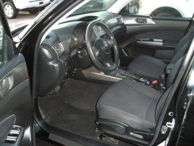 2011 Subaru Forester for sale at Auto Wholesale Outlet in North Hollywood CA