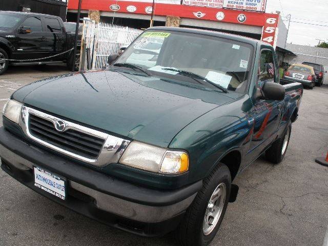2000 Mazda B-Series Pickup for sale at Auto Wholesale Outlet in North Hollywood CA