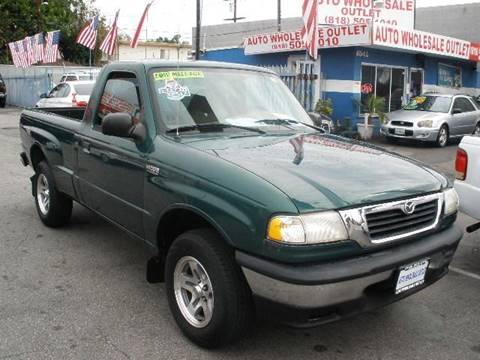 2000 Mazda B-Series Pickup for sale in North Hollywood, CA