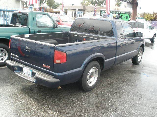 2000 GMC Sonoma for sale at Auto Wholesale Outlet in North Hollywood CA