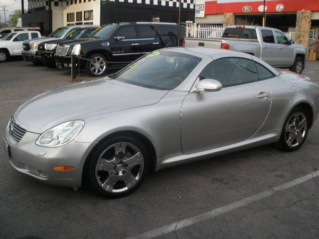 2004 Lexus SC 430 for sale at Auto Wholesale Outlet in North Hollywood CA