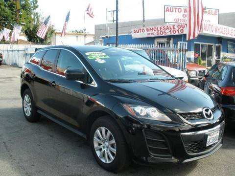 2010 Mazda CX-7 for sale in North Hollywood, CA