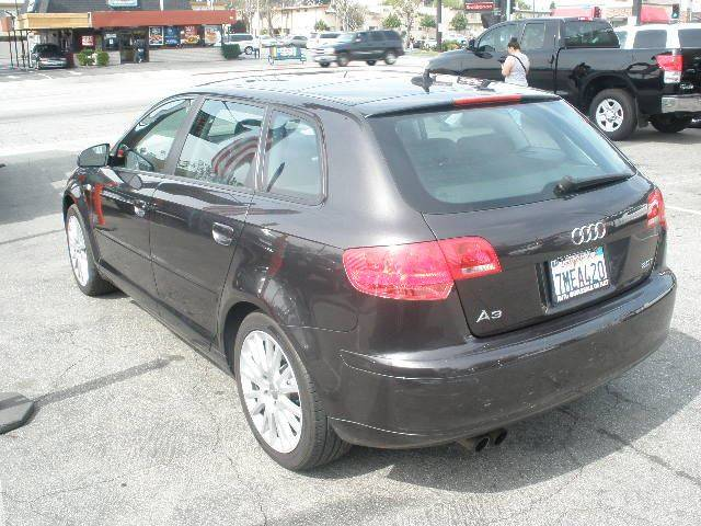 2007 Audi A3 for sale at Auto Wholesale Outlet in North Hollywood CA