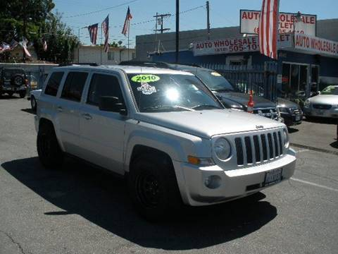 2010 Jeep Patriot for sale in North Hollywood, CA