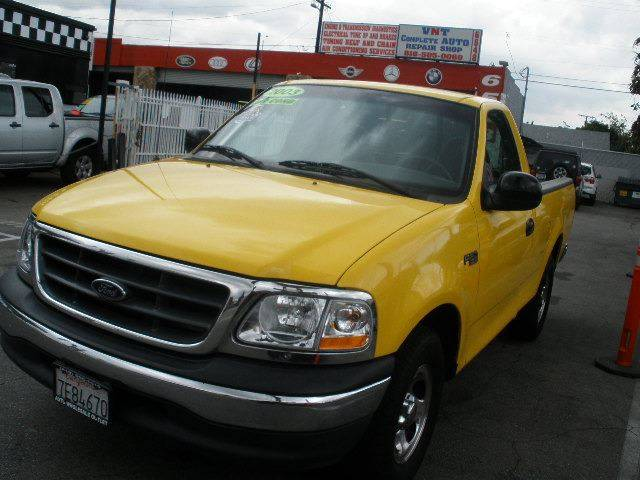2003 Ford F-150 for sale at Auto Wholesale Outlet in North Hollywood CA