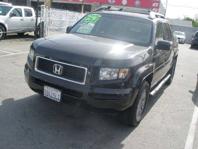 Honda Ridgeline RTX In North Hollywood CA Auto Wholesale Outlet - 2008 ridgeline