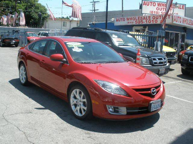 2009 Mazda MAZDA6 for sale at Auto Wholesale Outlet in North Hollywood CA