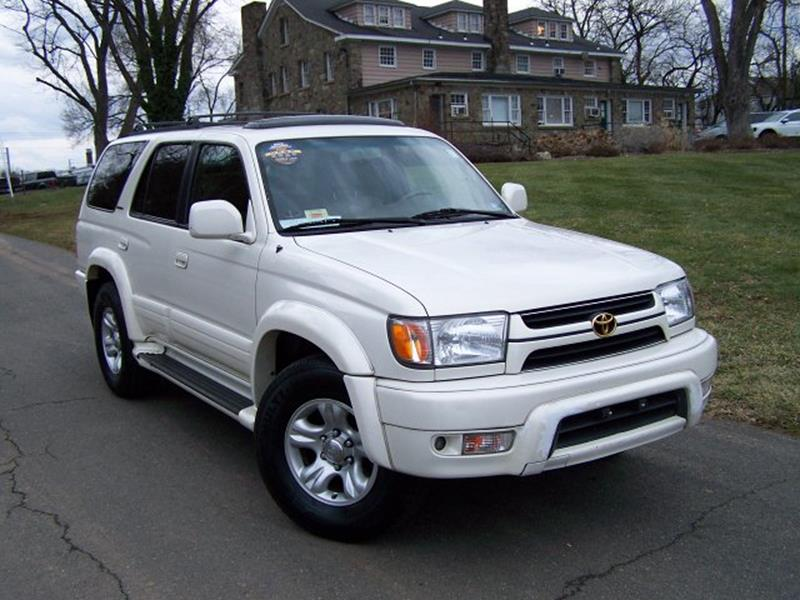 2002 Toyota 4runner Limited 2wd 4dr Suv In Leesburg Va Jnm
