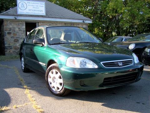 2000 Honda Civic for sale in Leesburg, VA