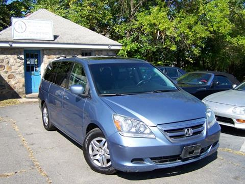 2007 Honda Odyssey for sale in Leesburg, VA