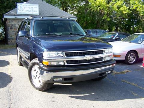 2005 Chevrolet Tahoe for sale in Leesburg, VA