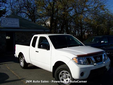 2018 Nissan Frontier for sale at JNM AUTOMOTIVE SALES in Leesburg VA