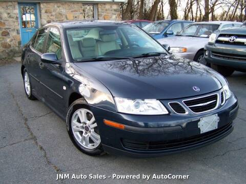 2005 Saab 9-3 Linear for sale at JNM AUTOMOTIVE SALES in Leesburg VA