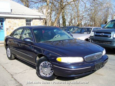 2002 Buick Century Limited for sale at JNM AUTOMOTIVE SALES in Leesburg VA