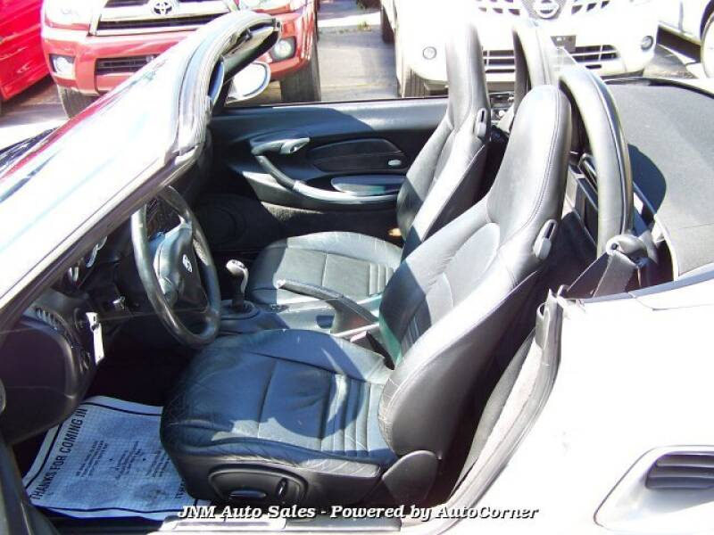 2000 Porsche Boxster S 2dr Convertible - Leesburg VA
