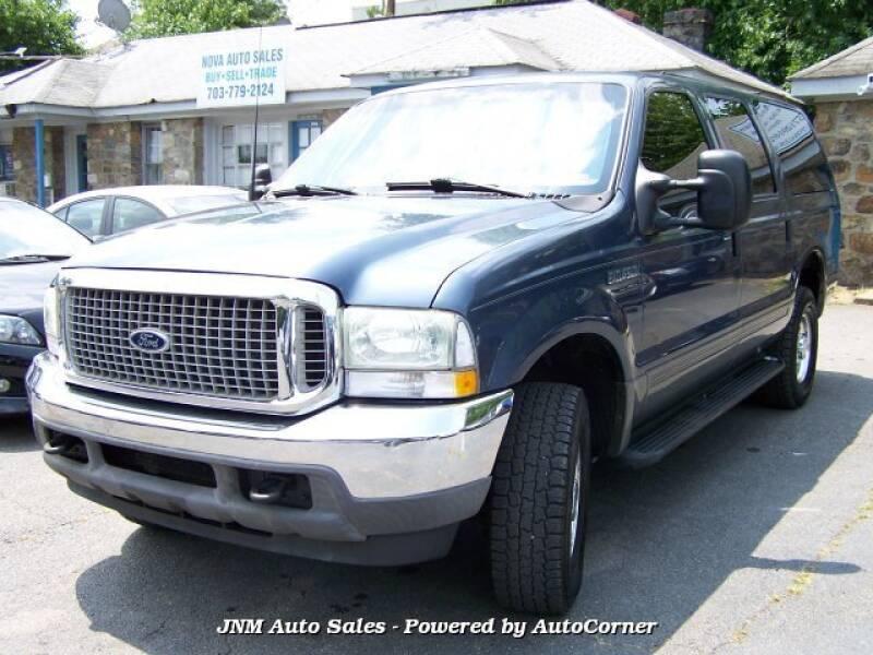 2003 Ford Excursion 4dr XLT 4WD SUV - Leesburg VA