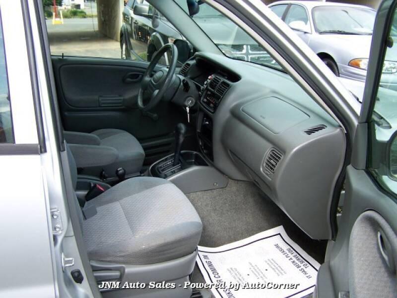 2002 Chevrolet Tracker 4WD 4dr SUV - Leesburg VA