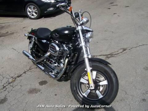 2015 Harley Davidson XL1200CP XL1200C Sportster 120