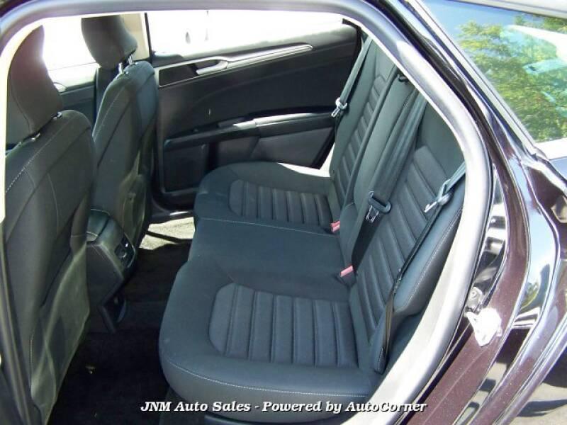 2019 Ford Fusion Hybrid SE 4dr Sedan - Leesburg VA