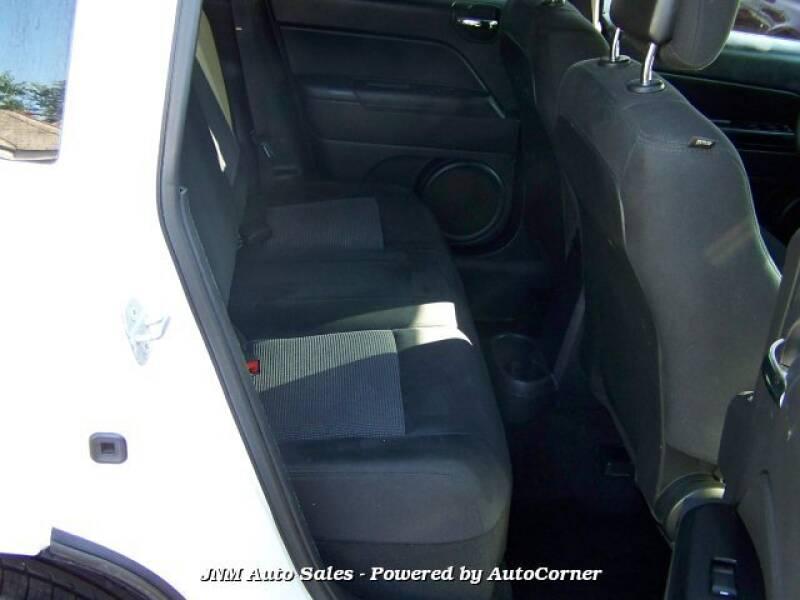 2014 Jeep Compass Sport FWD CVT - Leesburg VA