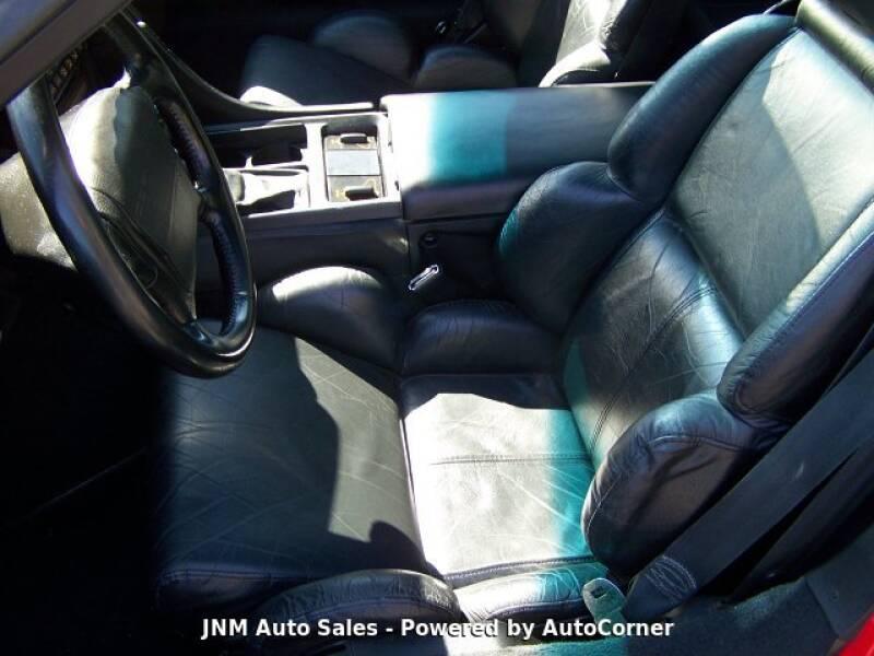 1993 Chevrolet Corvette 2dr Hatchback - Leesburg VA