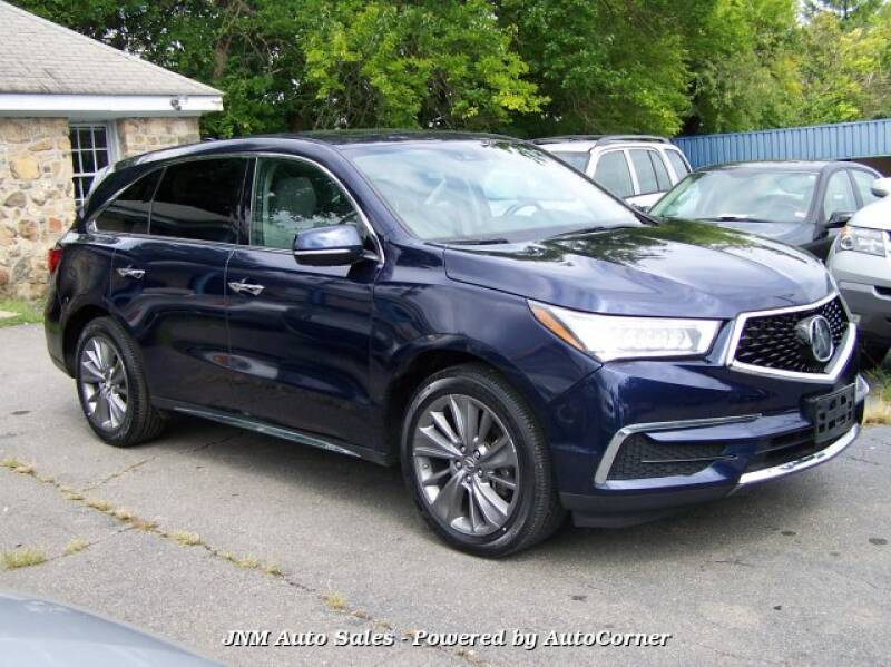 2017 Acura MDX SH-AWD 4dr SUV w/Technology Package - Leesburg VA