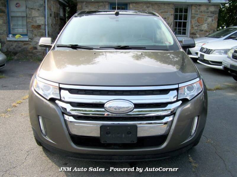 2012 Ford Edge AWD Limited 4dr Crossover - Leesburg VA