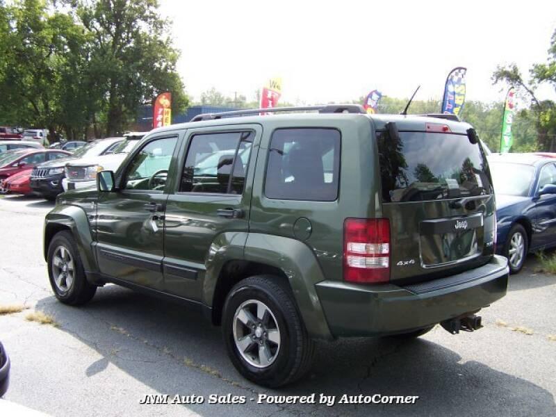2008 Jeep Liberty 4x4 Sport 4dr SUV - Leesburg VA