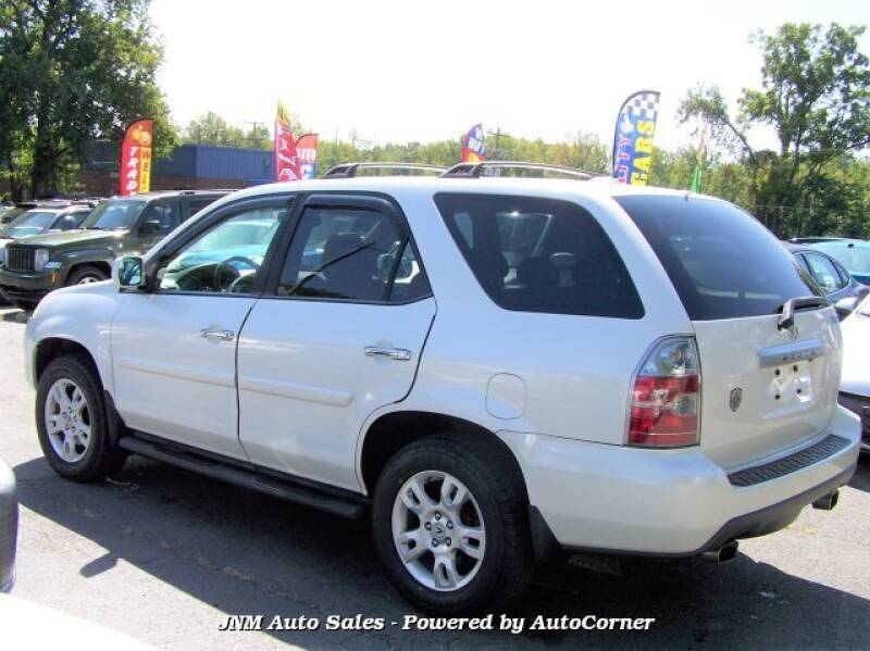 2006 Acura MDX AWD Touring 4dr SUV w/Navi and Entertainment System - Leesburg VA