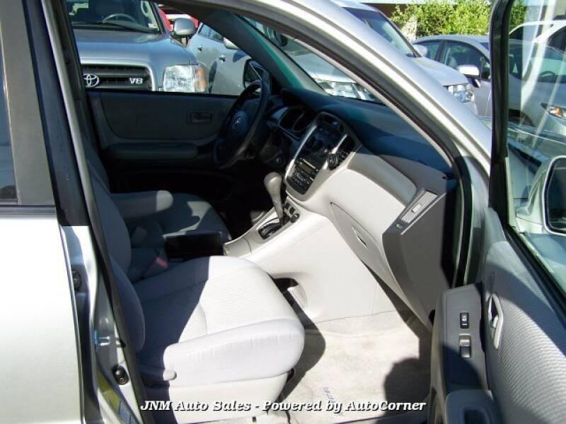 2005 Toyota Highlander V6 4WD Automatic - Leesburg VA