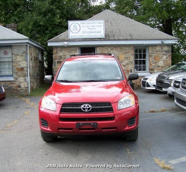 2010 Toyota RAV4 4x4 4dr SUV - Leesburg VA