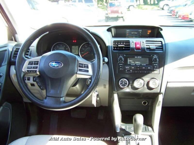 2014 Subaru Forester AWD 2.5i Premium 4dr Wagon CVT - Leesburg VA