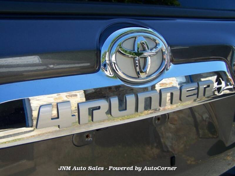 2013 Toyota 4Runner 4WD 4D SUV LIMITED Automatic - Leesburg VA