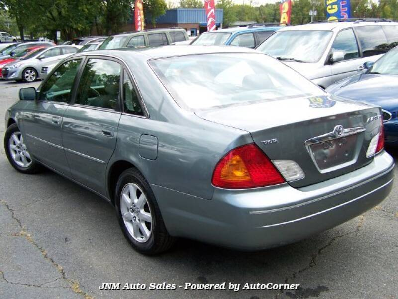 2002 Toyota Avalon 4D SEDAN XLS  Automatic - Leesburg VA
