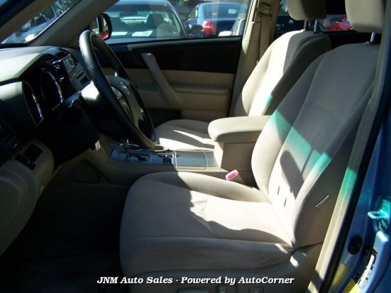 2009 Toyota Highlander AWD 4dr SUV - Leesburg VA