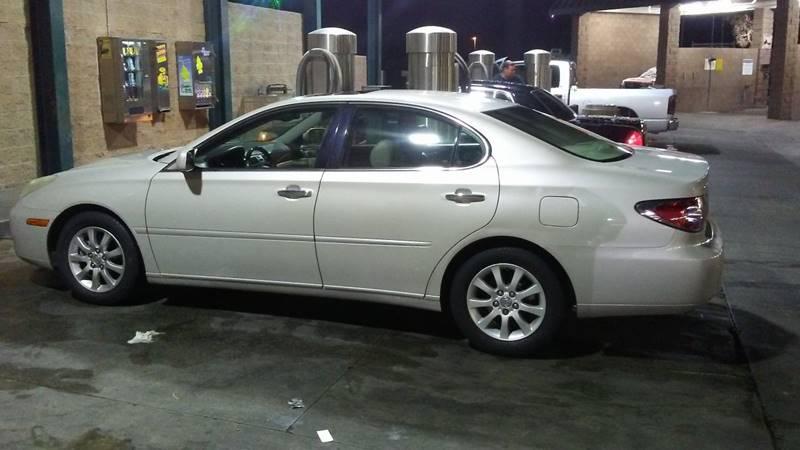 2003 Lexus ES 300 4dr Sedan - Upland CA