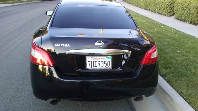 2009 Nissan Maxima 3.5 S 4dr Sedan - Upland CA