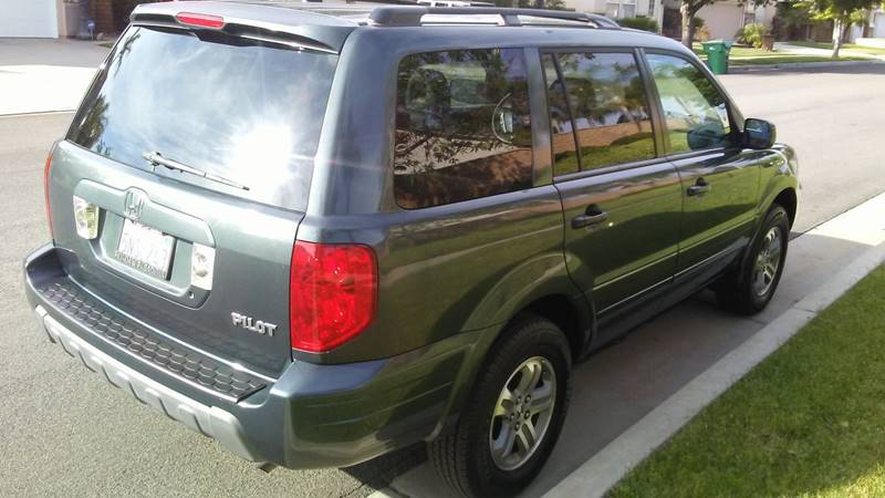 2005 Honda Pilot 4dr EX-L 4WD SUV w/Leather and Entertainment System - Upland CA