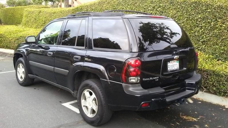 2005 Chevrolet TrailBlazer LS 4dr SUV - Upland CA