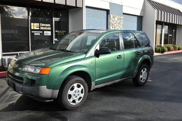 2003 Saturn Vue Fwd In Upland Ca Ie Dream Motors