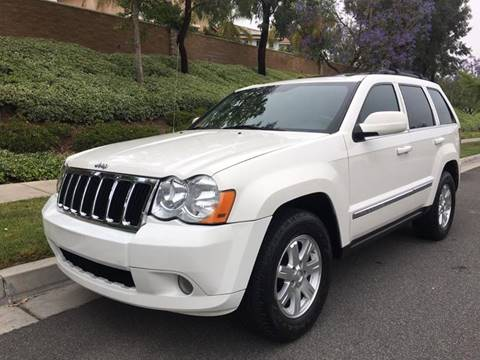 2009 Jeep Grand Cherokee for sale in Chino, CA